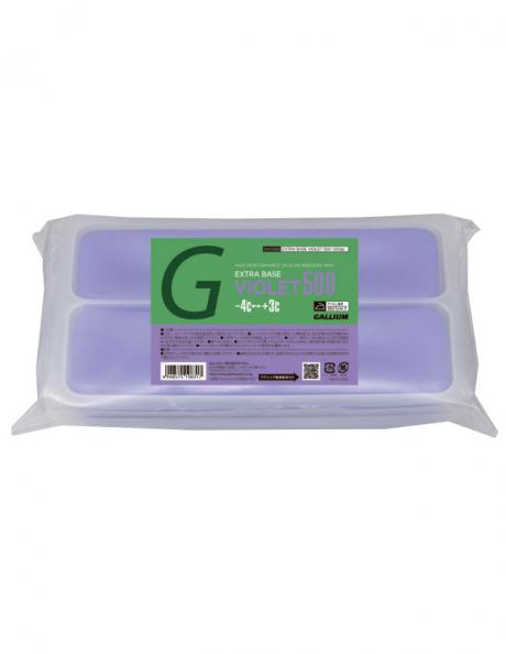 GALLIUM Парафин Extra Base Violet Wax, 500 г Артикул: SW2083