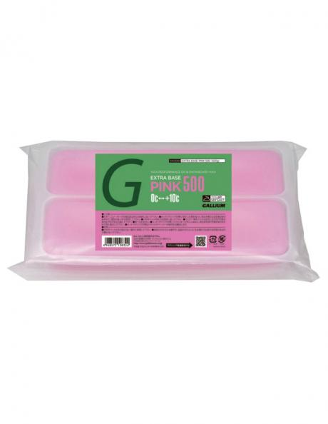 GALLIUM Парафин Extra Base Pink Wax, 500 г Артикул: SW2084