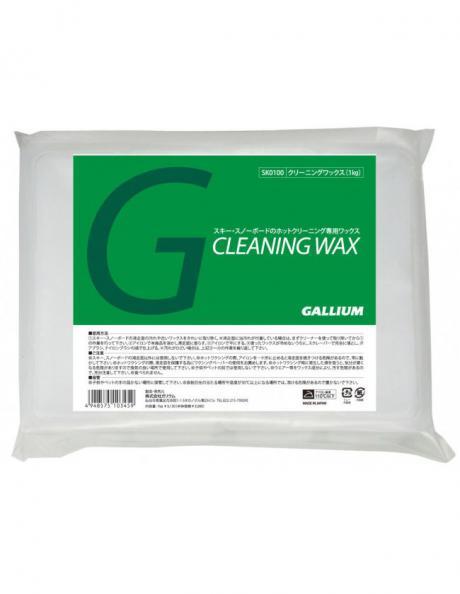 GALLIUM Сервисный парафин Cleaning Wax, 1000 г Артикул: SW2109