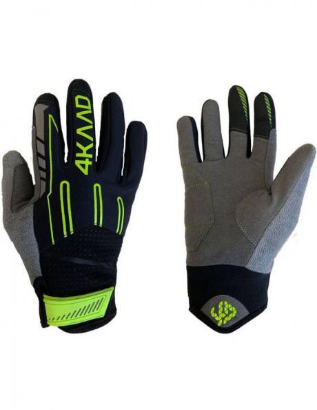 4KAAD Перчатки PRO Black Артикул: T-70101