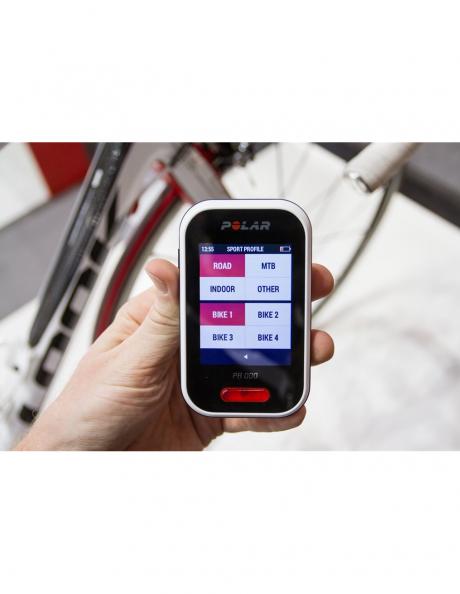 POLAR Пульсометр-велокомпьютер V650 HR Артикул: 90050536