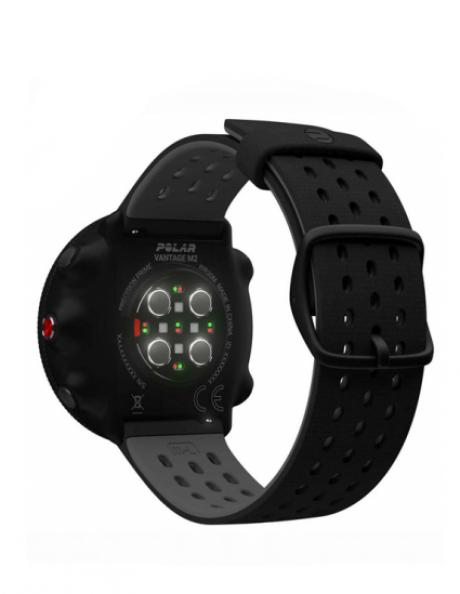 POLAR Спортивные часы VANTAGE M2 BLK/GRY Артикул: 90085160